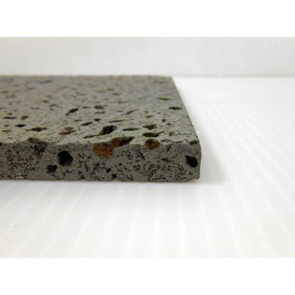 溶岩プレート 13x13x厚み1.3〜1.5cm お試し 送料無料|yougan|02