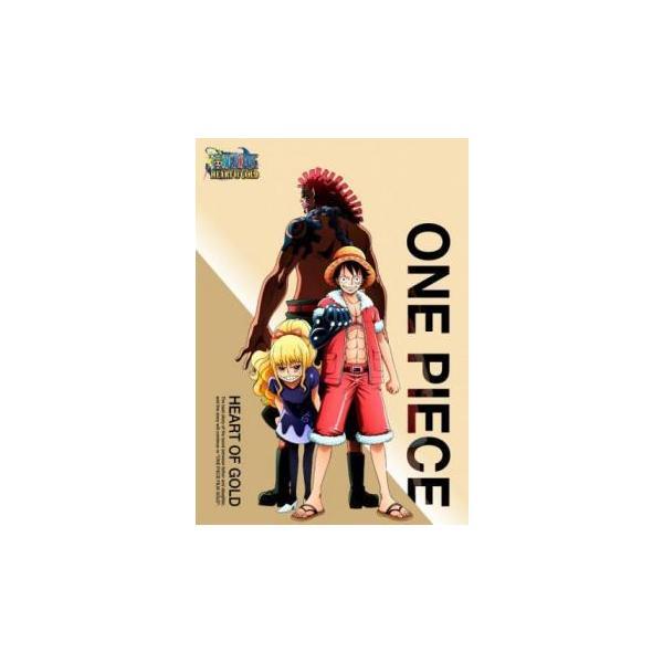 ONEPIECEワンピースハートオブゴールドレンタル落ち中古DVD