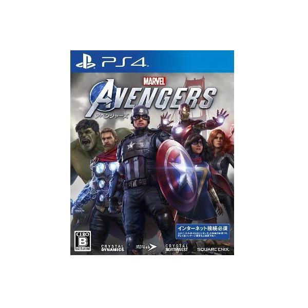 PS4/Marvel'sAvengers(アベンジャーズ)/ パッケージ版