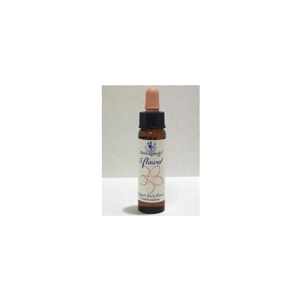 【ネコポスで送料無料】Healing Herbs No.39 ファイブフラワーエッセンス 10ml HealingHerbs(ヒーリングハーブス) フラワーエッセンス