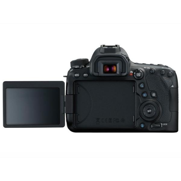 CANON デジタル一眼カメラ EOS 6D Mark II ボディ