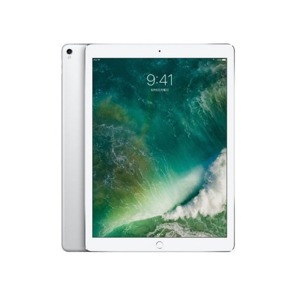 iPad Pro 12.9インチ Retinaディスプレイ Wi-Fiモデル MQDC2J/A (64GB・シルバー)の画像