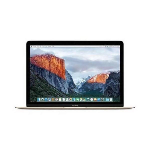 MacBook 12インチ[2017年/SSD 512GB/メモリ 8GB/1.3GHzデュアルコアCore i5]ゴールド MNYL2J/Aの画像