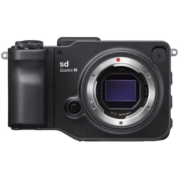 シグマ デジタル一眼カメラ SIGMA sd Quattro H ボディ