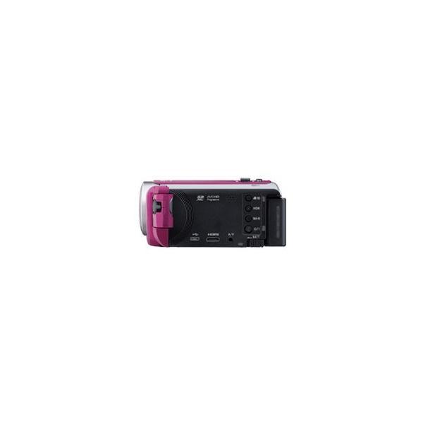 パナソニック ビデオカメラ HC-W590M-P [ピンク]