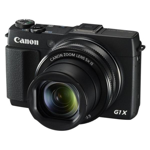 CANON デジタルカメラ PowerShot G1 X Mark II