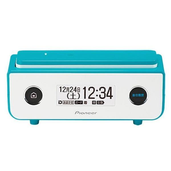 RoomClip商品情報 - パイオニア 電話機 TF-FD35S(L) [ターコイズブルー]