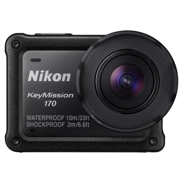 ニコン ビデオカメラ KeyMission 170