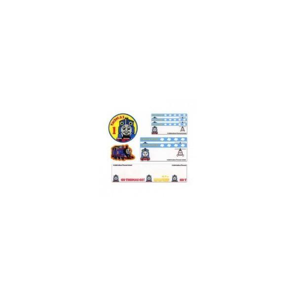 オリムパス きかんしゃトーマスとなかまたち ししゅうワッペン&ネームラベル&ネームテープセット WN-1