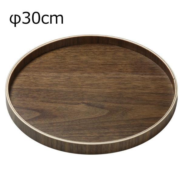 東出漆器 曲げ輪 丸盆10.0 4453(代引き不可)(同梱不可)
