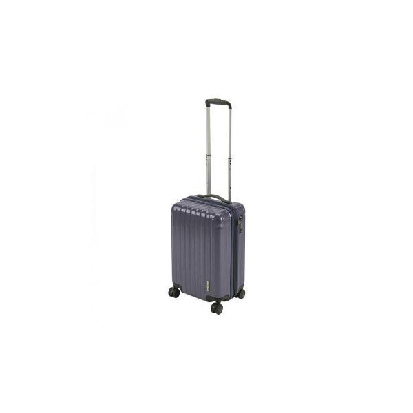 CAPTAIN STAG キャプテンスタッグ パルティール スーツケース TSAロック付きWFタイプ S バイオレッド UV-0084