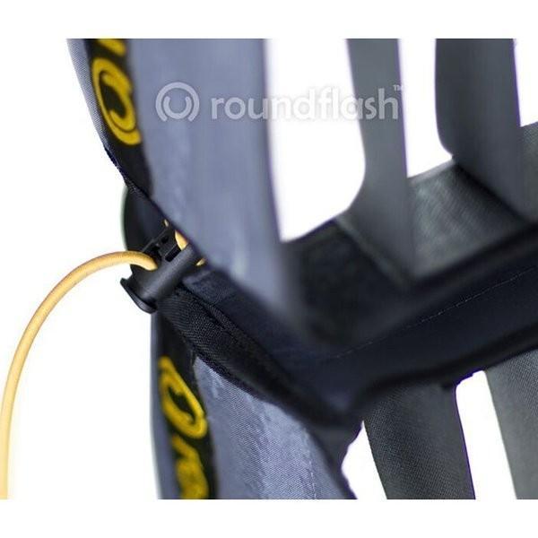 Round Flash Strip Light(ラウンドフラッシュ ストリップ ライト)カメラ ディフューザー ストロボ用ソフトボックス 送料無料 yct|youplus-corp|07