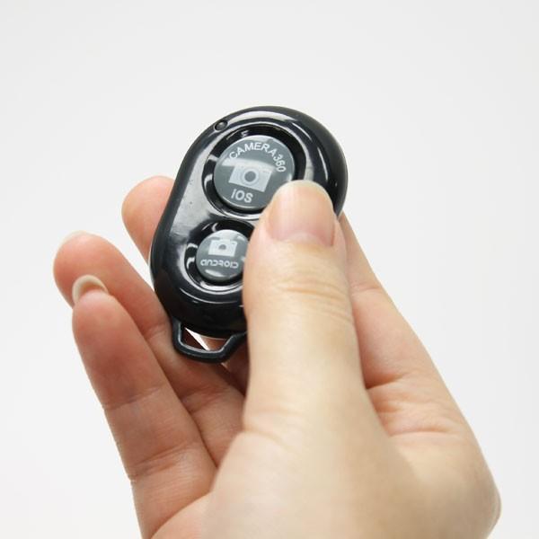 リモコンで簡単!キレイに自分撮り!リモコンシャッター(自撮り専用リモコン)  iPhone galaxy アプリ 便利 your-shop