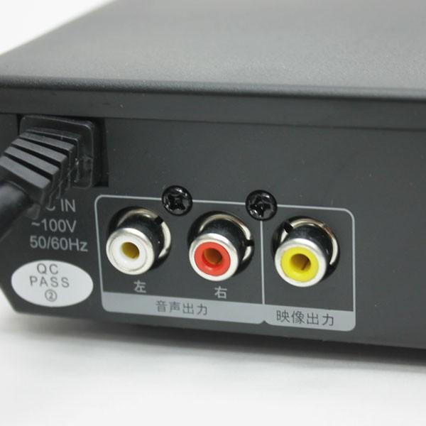 【送料無料】リージョンフリー ダイレクト録音対応 据置型 DVDプレーヤー 安心の1年保証 簡単接続 (kog)(000000031945-2)|your-shop|05