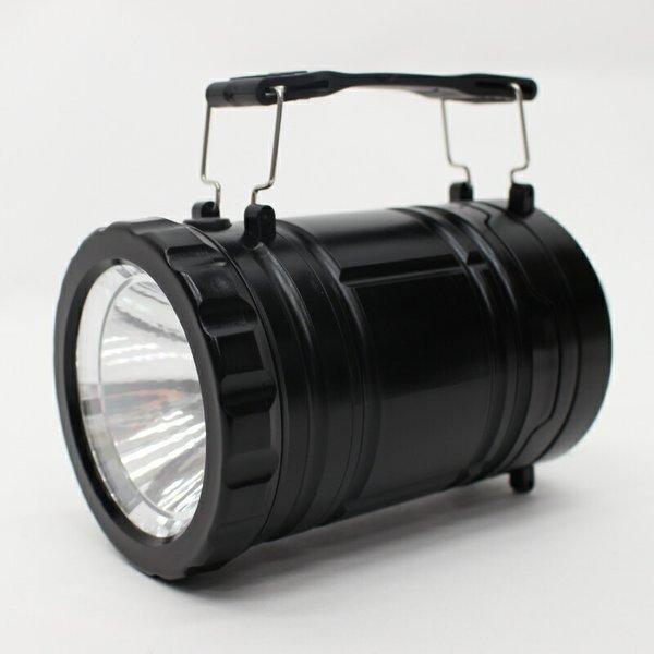 アウトドアにも非常用にも使える2WAYライト。電池式 2WAYランタンライトCOB&LED 災害 防災 キャンプ 照明 your-shop 02