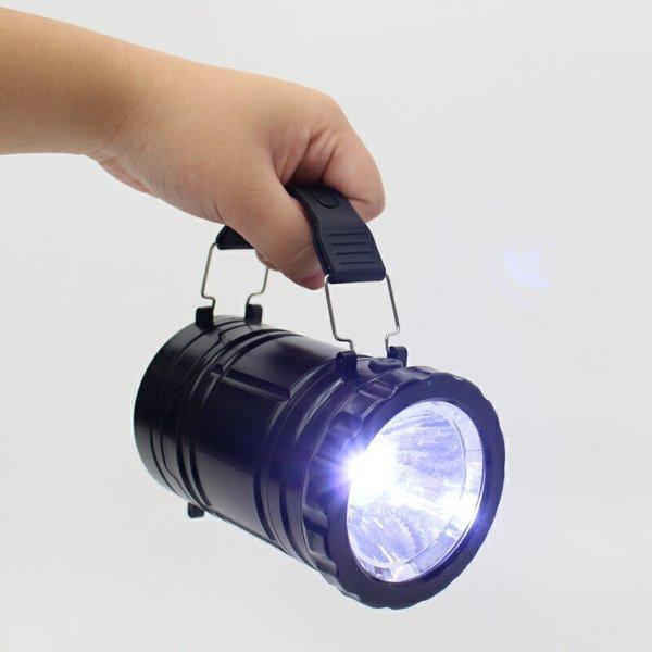 アウトドアにも非常用にも使える2WAYライト。電池式 2WAYランタンライトCOB&LED 災害 防災 キャンプ 照明 your-shop 07