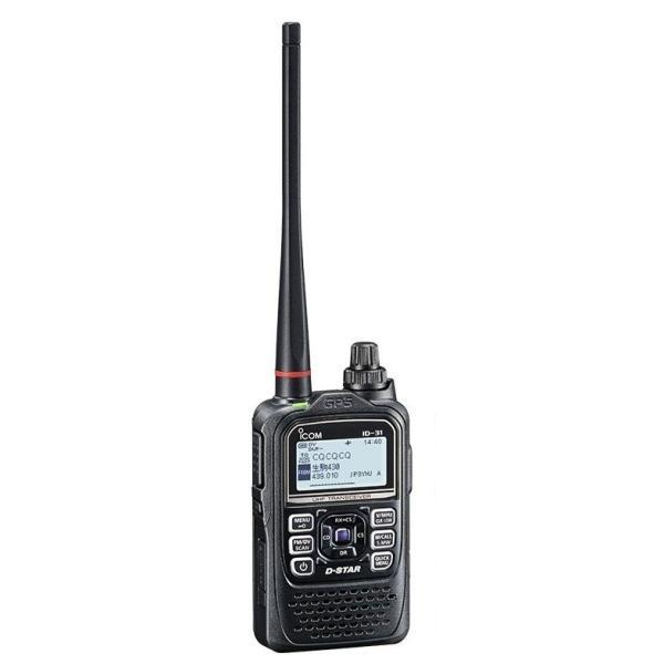 アイコム ID-31PLUS 5W 430MHz D-STAR アマチュア無線 ハンディトランシーバー
