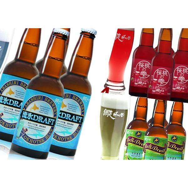 ギフト ビール セット 網走ビール選べる発泡酒アソート 330ml×4本入×2箱セット クラフトビール