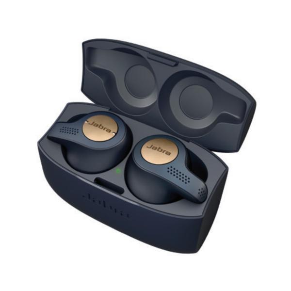 Jabra Elite Active 65t Bluetooth 5.0 ワイヤレス & セパレート Copper Blue 【並行輸入品】|yourmiraimall|02