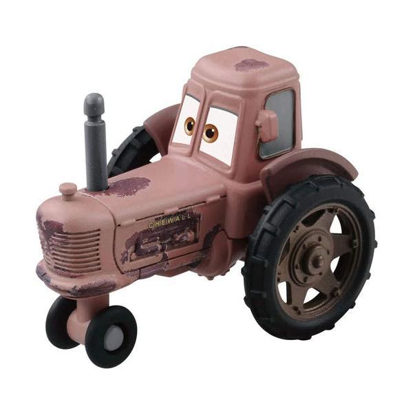 カーズトミカC-19トラクタースタンダードタイプ2021年発売版4904810166504