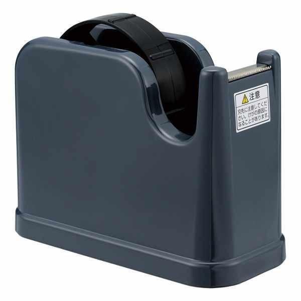 ナカバヤシ テープカッター NTC-201-N グレー
