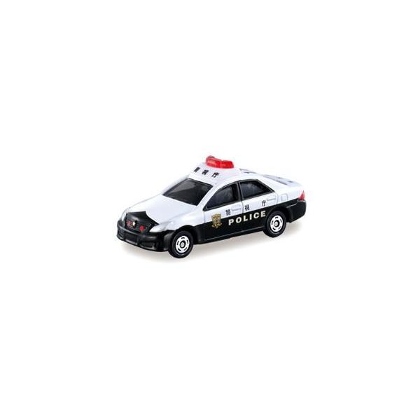 トミカNo.110クラウンパトカー2012年新発売版おもちゃトミカミニカー