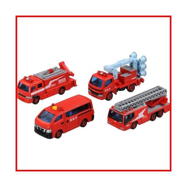 トミカギフト消防車両コレクション2おもちゃトミカミニカー