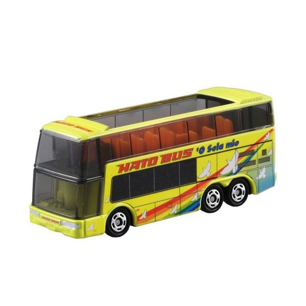 トミカNo.42はとバスおもちゃトミカミニカー