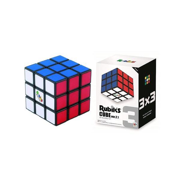 ルービックキューブ 3×3 Ver.2.1 4975430512521