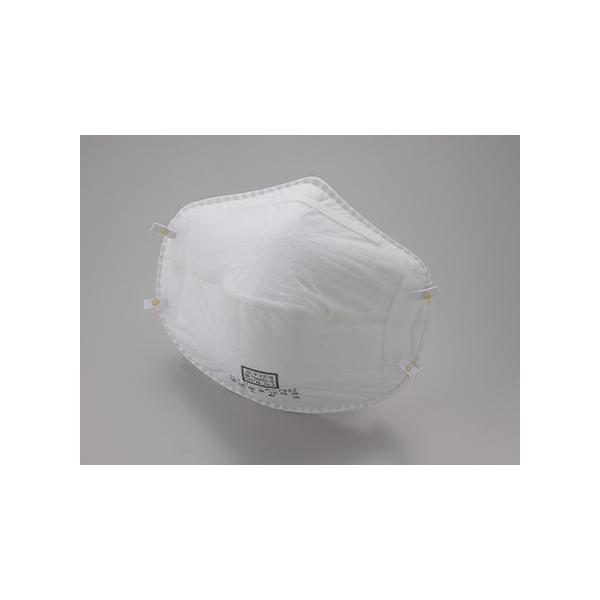 マスク インフルエンザ PM2.5 花粉症 バイリーン 使い捨て防塵マスク X-3502 N95 DS2 20枚入り 溶接ヒューム用 日本製