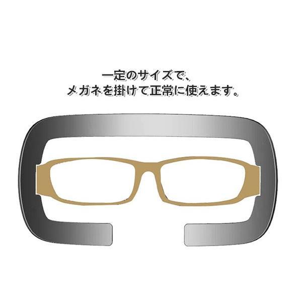 3Dメガネ 小宅  3DVR ゴーグル スマホゴーグル 3D眼鏡 3D グラス ゲーム 携帯用3Dグラス 焦点距離可調整