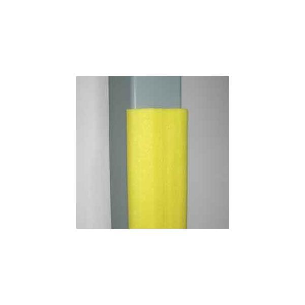 ワニ印 柱養生ショックレスカバー/SK-260 110mm〜260mmレモン<30本>《送料無料・現場の定番商品》54.000円以上ご購入で3%値引き|youzyou|04