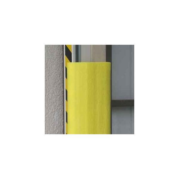 ワニ印 柱養生ショックレスカバー/SK-260 110mm〜260mmレモン<30本>《送料無料・現場の定番商品》54.000円以上ご購入で3%値引き|youzyou|05