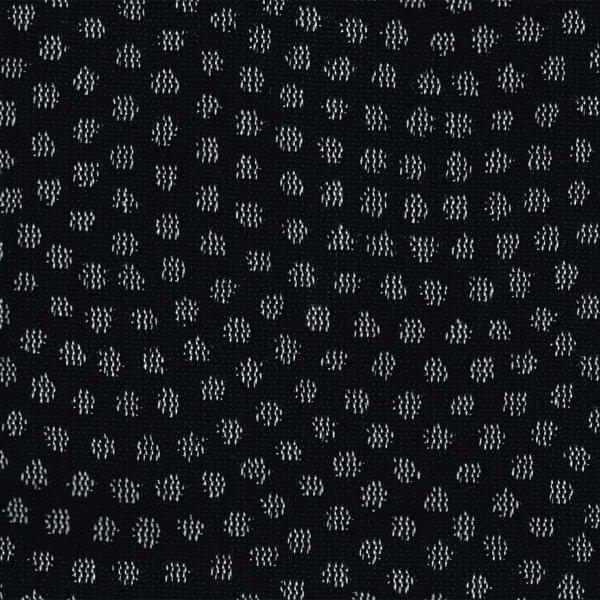 がま口ポシェット(鮫小紋柄)日本製 綿100% ジャカード織 伝統 米沢織 米織 小紋柄 和柄 和装 お着物 旅行 斜め掛け ドット|yozando-y|02