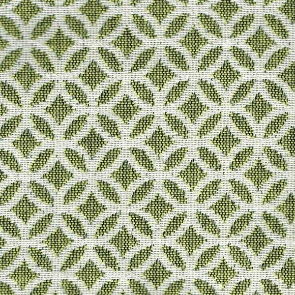 がま口ポシェット(七宝柄)日本製 綿100% ジャカード織 伝統 米沢織 米織 小紋柄 和柄 和装 お着物 旅行 斜め掛け|yozando-y|02