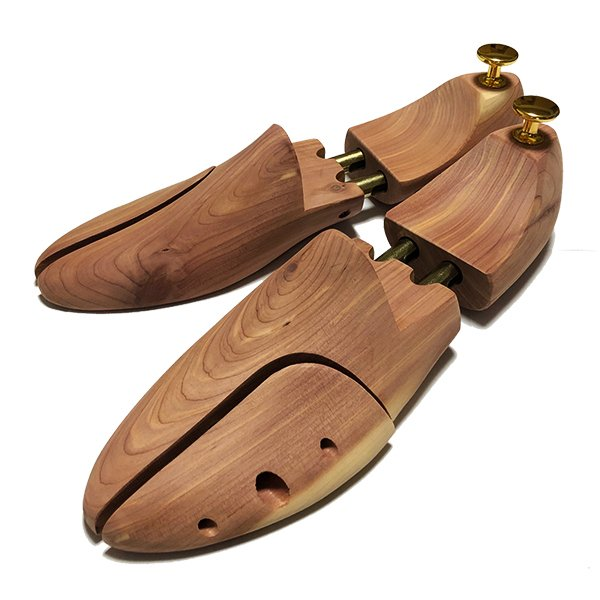 シューキーパー シューツリー お得な2足セット【送料無料】アロマティック レッドシダー  シューキーパー 木製 メンズ