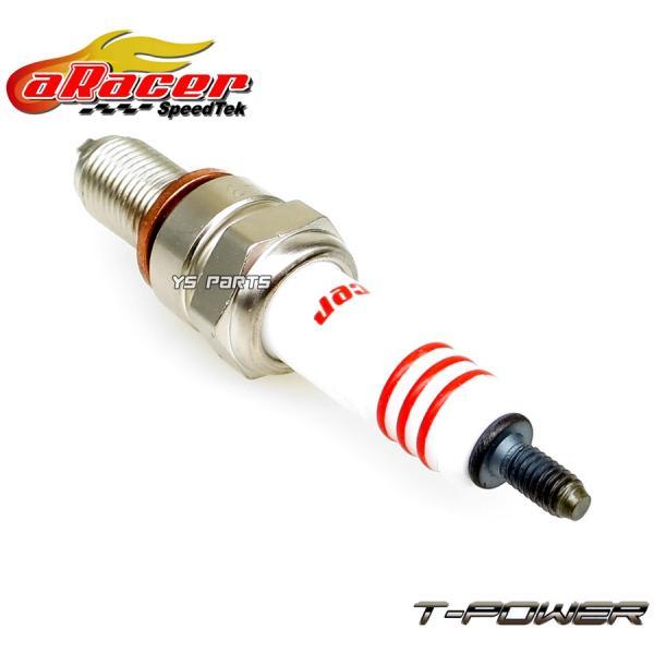 [3電極チップ]aRacer T-Powerイリジウムプラグ[CPR9EA相当]クロスカブ110/スーパーカブ110[JA07/JA10/JA44/JA45]スーパーカブC125[JA48]|ys-parts-jp|04