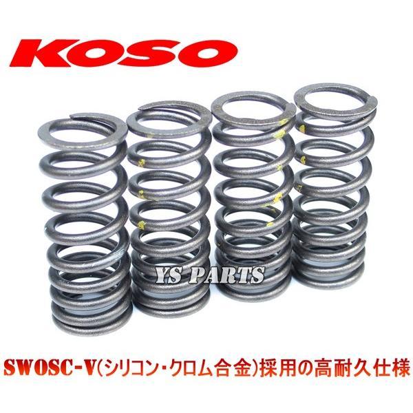 【高品質】KOSO シグナスX/BW'S125X/BWS125X ハイカム+ローラーロッカーアームKIT|ys-parts-jp|06