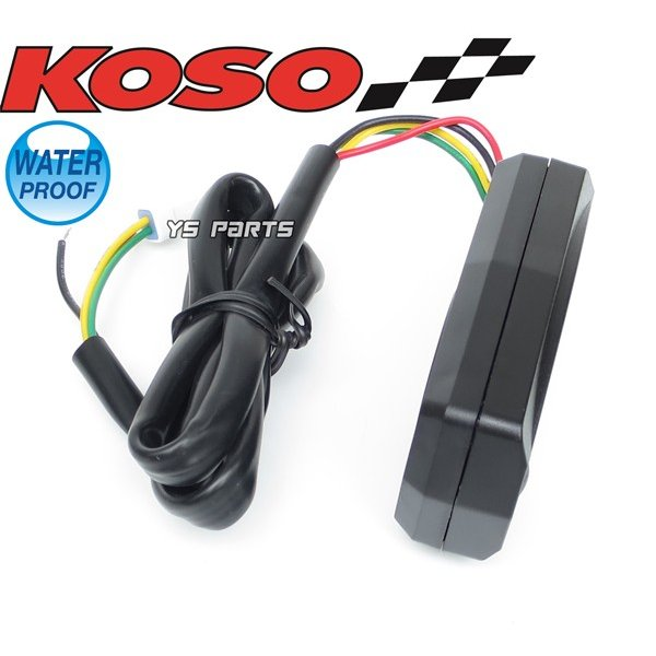 [O2センサー/ボス付]KOSOナローバンド空燃比計シグナスX/BW'S125/マジェスティ125/マジェスティ250/TW200/TW225/WR250X/TMAX500/TMAX530等に|ys-parts-jp|03