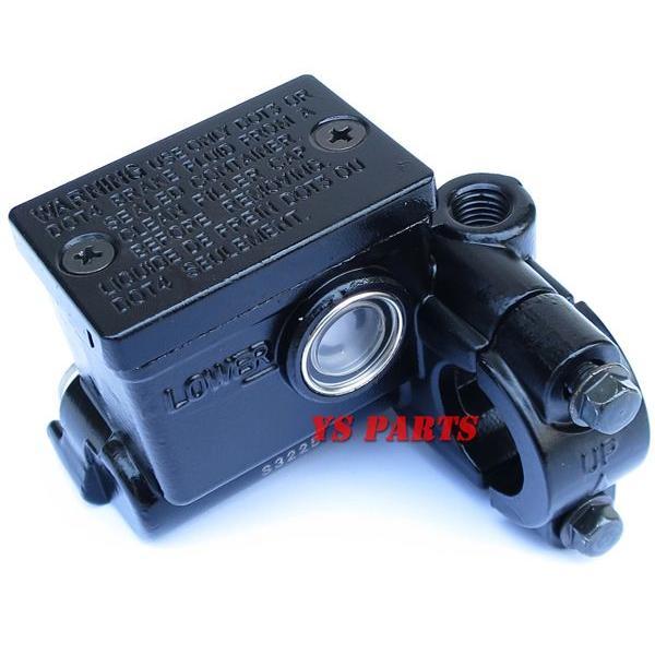 【高品質】ブレーキマスターシリンダーASSY メットインジョグZ(3RY)ジョグZ2(SA04J/SA12J/5EM)ジョグ90アクシス90グランドアクシスBW'S100BWS100 ys-parts-jp 02