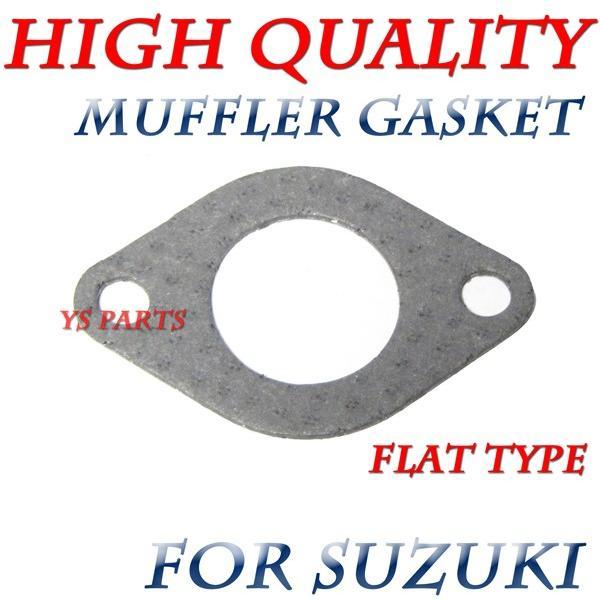 【高品質】新品マフラーガスケット平型レッツ2S/セピアRS/セピアZZ/アドレスEX/アドレスVチューン/ストリートマジック50/ZZ/ジーツー/ハイアップハイアップR|ys-parts-jp