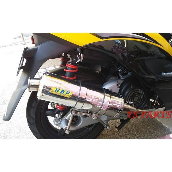 【数量限定】超高品質HBP静音マフラー シグナスX SE44J/1MS/(1YP) O2センサー採用車両全車OK ys-parts-jp 04