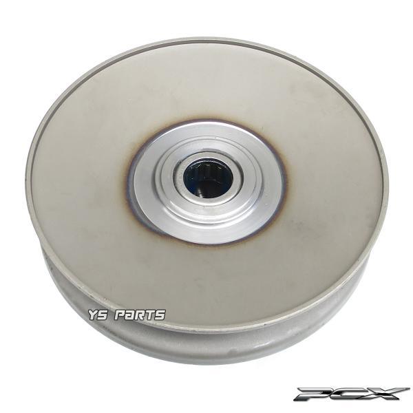 [高品質]セカンダリークラッチ一式ASSY PCX125[JF28/JF56]PCX150[KF12/KF18]【3枚クラッチ+センタースプリング+トルクカム+トルクカムピン組込済】|ys-parts-jp|02