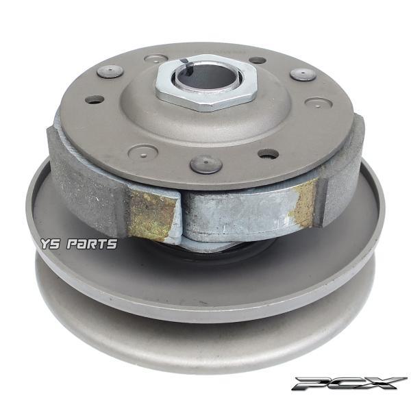 [高品質]セカンダリークラッチ一式ASSY PCX125[JF28/JF56]PCX150[KF12/KF18]【3枚クラッチ+センタースプリング+トルクカム+トルクカムピン組込済】|ys-parts-jp|04