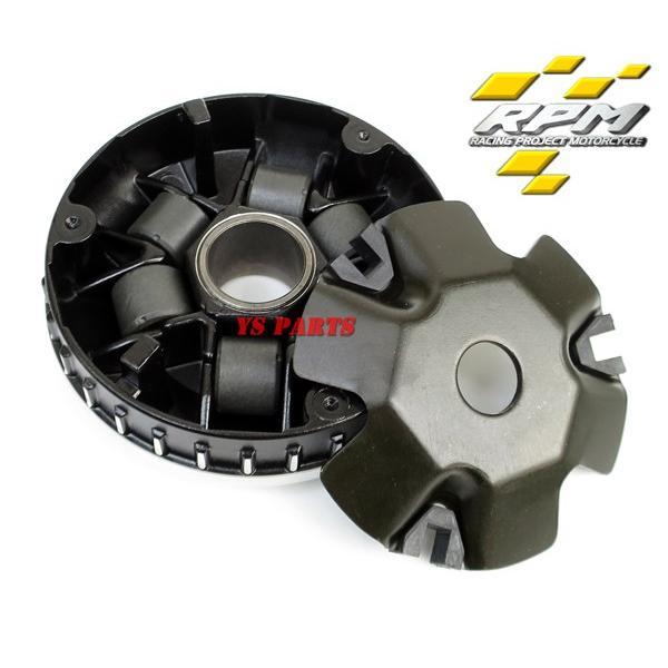 【軽量版/ローラー選択可能】RPMハイスピードプーリーAF27AF28AF34AF35ライブディオJライブディオZXライブディオSTライブディオSRスーパーディオZX ys-parts-jp 05