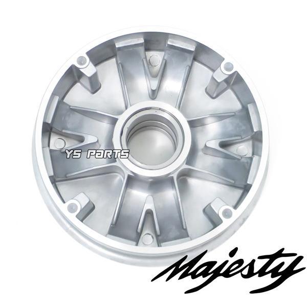 【処分特価】高品質マジェスティC[SG03J]マジェスティ250[4HC/5CG/5GM/5SJ]ノーマルプーリー+強化ベルトセット[プーリーボス/ランププレート付] ys-parts-jp 05