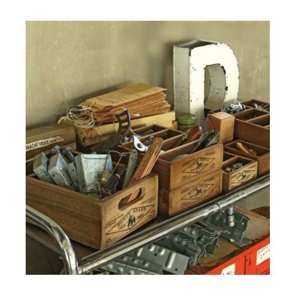 DULTON ダルトン『ウッデンボックス ポストカード ナチュラル』 小物入れ/収納ボックス/BOX/収納box/ボックス/小物収納ケース/小物収納 ys-prism 03