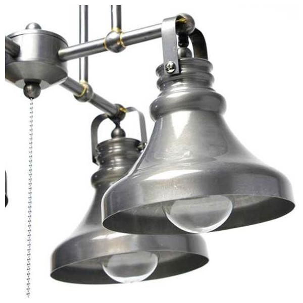 ペンダントライト シャンデリア ラスティフォーカップライト 照明 間接照明 アンティーク レトロ リビング ダイニング カフェ おしゃれ かわいい 4灯 送料無料|ys-prism|05