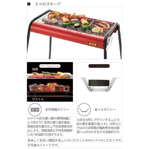 ロゴス LOGOS eco-logosave ストリームオーブングリル S80L バーベキューグリル バーベキューコンロ キャンプ アウトドア BBQ ピザ オーブン料理 おす 送料無料|ys-prism|03