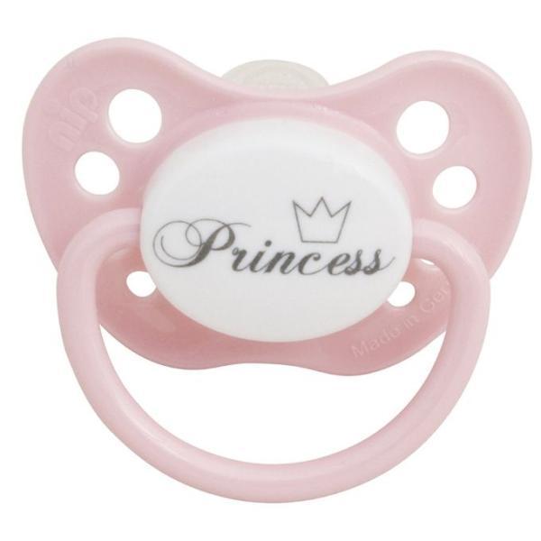 PACIFIER PRINCESS PK おしゃぶり ベビー用品 シリコンおしゃぶり 赤ちゃん用品 おしゃれ かわいい 可愛い 北欧 出産祝い ギフト 贈り物